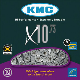 KMC X-10-73 Kette grey